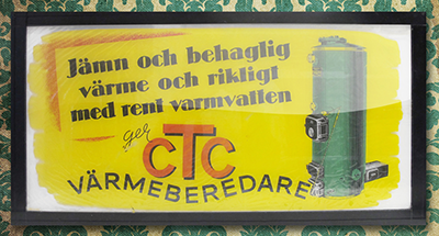 CTC Opgericht in 1923
